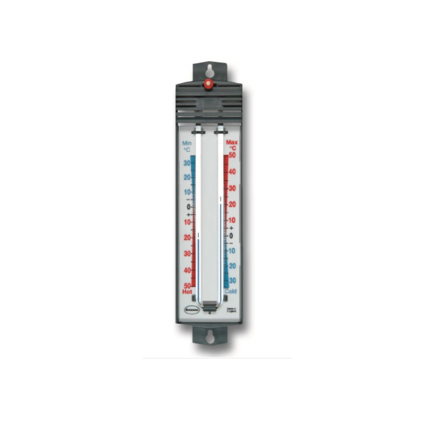 TERMOMETRO MAX/MIN -30/50°C CON IMAN